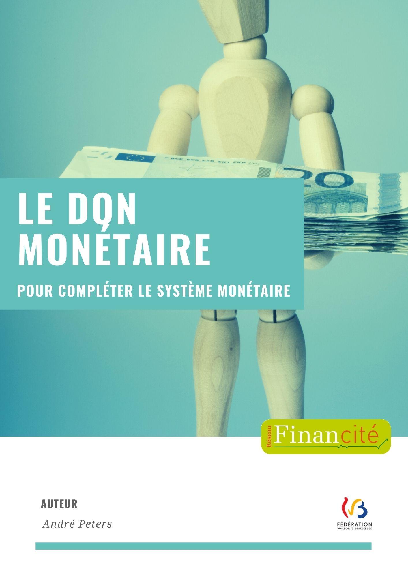 Le don monétaire pour compléter le système monétaire